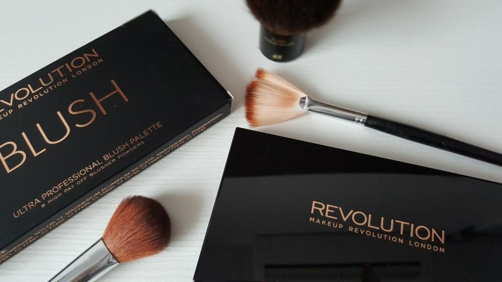 revolution blush