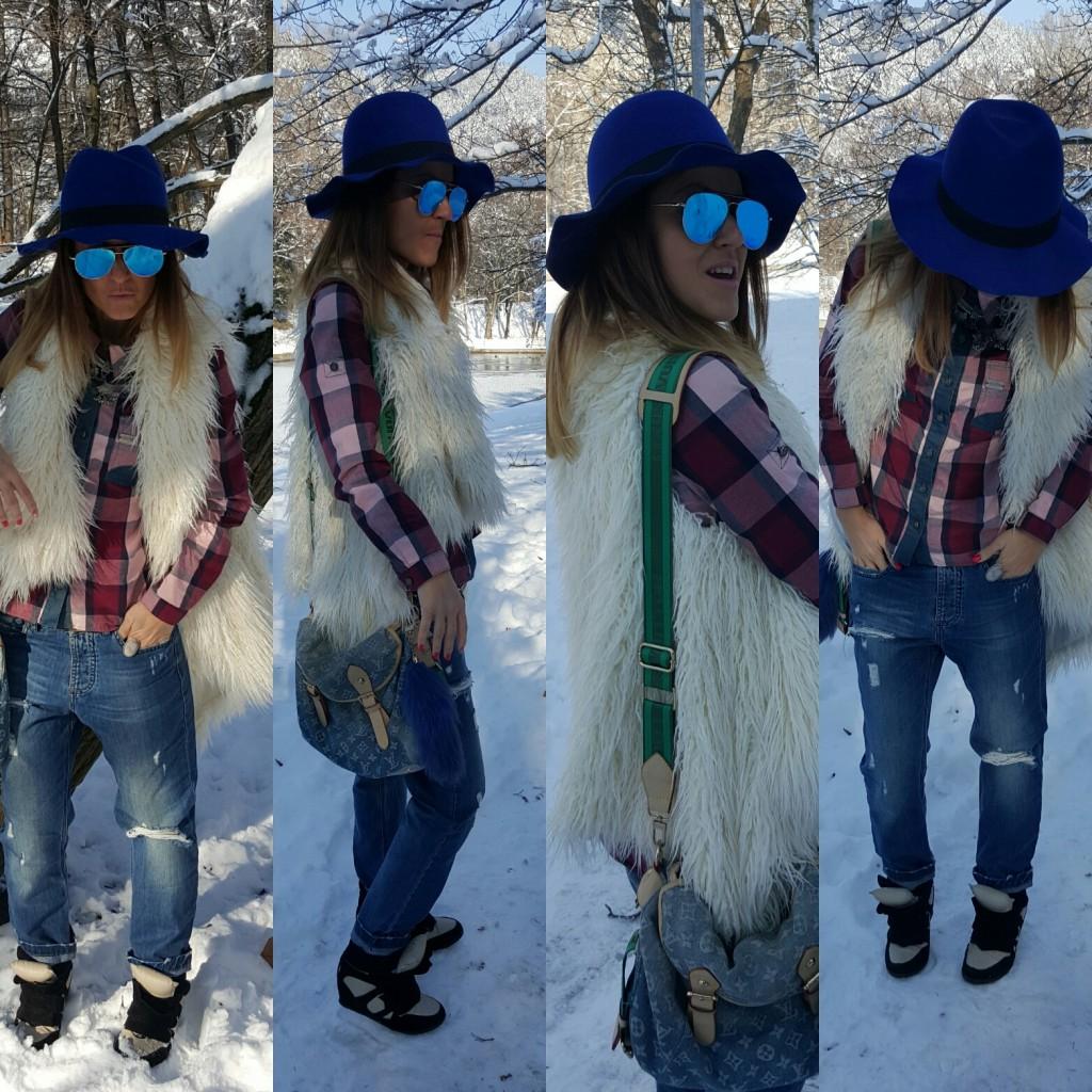 snow style _OOTD