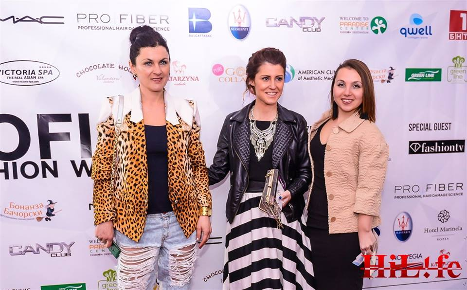 fashion gal - SOFIA FASHION WEEK 2016