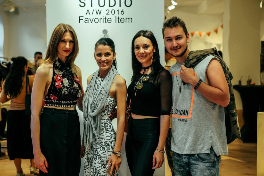 H&M Studio AW16_Open House_Anna Velikova Konstantina Jivova Vyara Atova Niki Bakalov