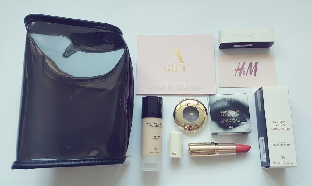 H&M gift set 2