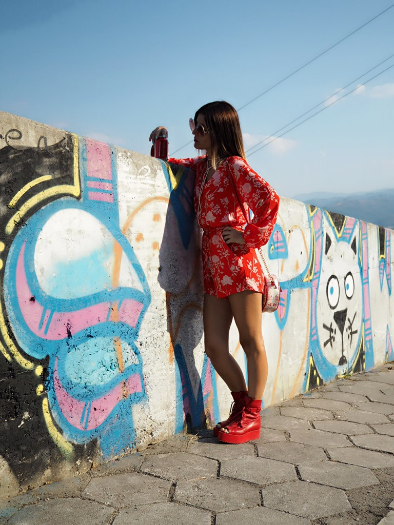 boho-style-fgal-red-jumpsuit-H&M