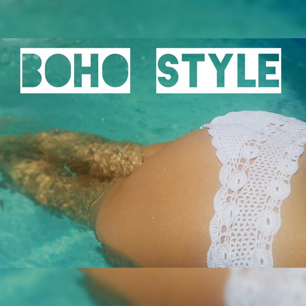 boho style swimwear